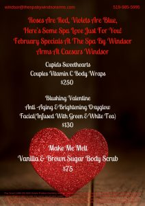 Feb Specials